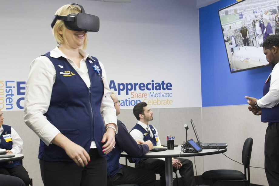 Walmart bietet bald VR-Shopping an | 360°AROUND