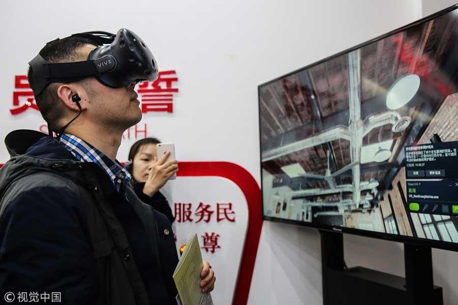 Wachstumsmarkt VR